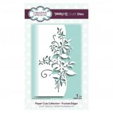 Paper Cuts Collection - Fuchsia Edger - Creative Expressions