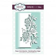 Paper Cuts Collection - Rambling Rose Edger - Creative Expressions