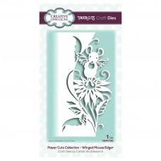 Paper Cuts Collection - Winged Mouse Edger - Creative Expressions