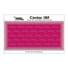 Crea-Lies Cardzz Dies no.185 - Slimline E