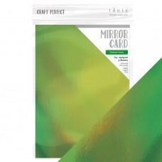 Craft Perfect - Mirror Card - A4 - Seafoam Green