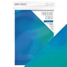Craft Perfect - Mirror Card - A4 - Tidal Wave