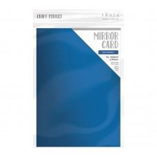 Craft Perfect - Mirror Card - A4 - Blue Obsidian