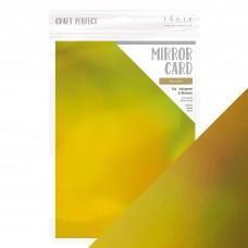 Craft Perfect - Mirror Card - A4 - Inca Gold