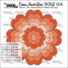 Crea-Nest-Lies XXL Dies no.104 - Flower