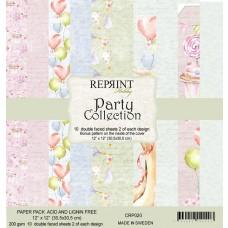 Reprint - Party Collection - 12x12 Inch Paper Pack