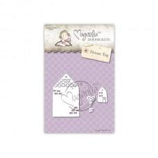 House Tag - Magnolia