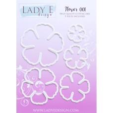 Flower 001 - Lady E Design