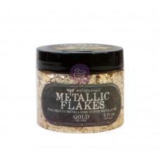 Finnabair Art Ingredients - Gold Metal Flakes