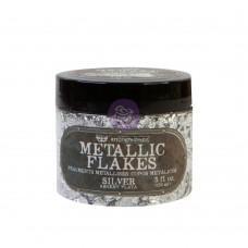 Finnabair Art Ingredients - Silver Metal Flakes