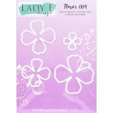 Flower 004 - Lady E Design