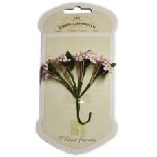 Delicate Blossom Flowers - Pink - Melissa Frances