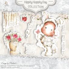 Hippity Hoppity Day Art Stamp Sheet - Magnolia