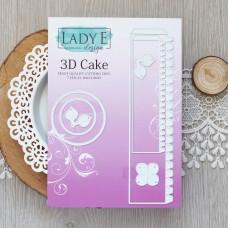 3D Cake - Lady E Design