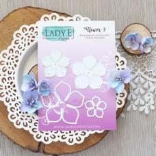 Flower 009 - Lady E Design