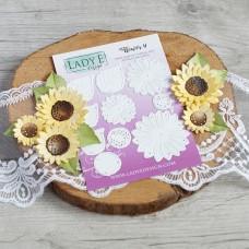 Flower 011 - Lady E Design
