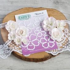 Flower 013 - Lady E Design