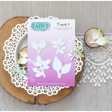 Leaves 008 - Lady E Design