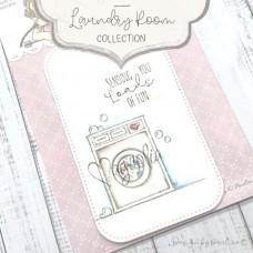 Washing Machine & Loads of Fun Sentiments - Magnolia