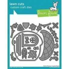 Lawn Cuts - Acorn House - Lawn Fawn
