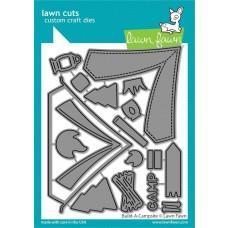 Lawn Cuts - Build-A-Campsite - Lawn Fawn