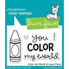 Color My World - Lawn Fawn