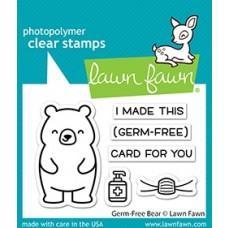 Germ-Free Bear - Lawn Fawn