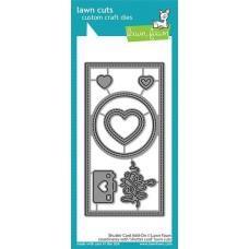 Lawn Cuts - Shutter Card Add-On - Lawn Fawn