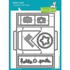 Lawn Cuts - Shutter Card - Lawn Fawn