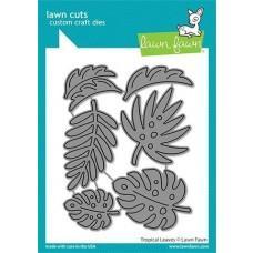 Lawn Cuts - Tropical Leaves - Lawn Fawn