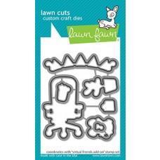 Lawn Cuts - Virtual Friends Add-on - Lawn Fawn