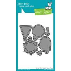 Lawn Cuts - Winter Tiny Tags - Lawn Fawn