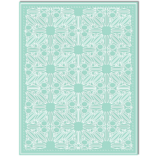 Floral Mosaic A2 Cover Plate - LDRS Creative