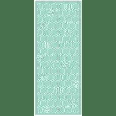 Honeycomb Cover Plate Slim Line Die - LDRS Creative