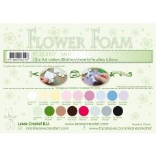 Leane Creatief - Flower Foam A4 - Mint