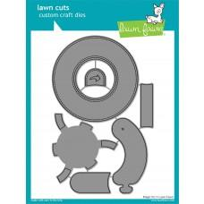 Lawn Cuts - Magic Iris - Lawn Fawn
