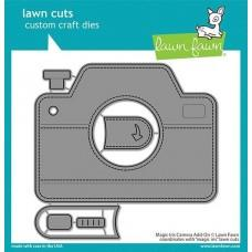 Lawn Cuts - Magic Iris Camera Add-On - Lawn Fawn