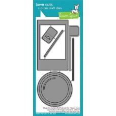 Lawn Cuts - Magic Iris Camera Pull-Tab Add-On - Lawn Fawn