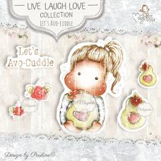 Let's AvoCuddle Art Stamp Kit - Magnolia