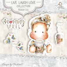 Mommy Fuel Art Stamp Kit - Magnolia