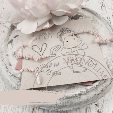 Sunny Days Ahead! Rubber Stamp Sheet - Magnolia