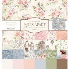 Maja Design - Miles Apart - 12x12 Paper Pack