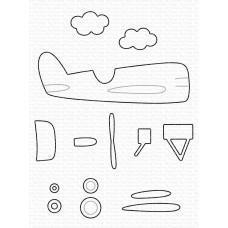 Amazing Airplane Die-namics - My Favorite Things