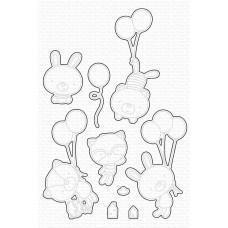 Balloon Besties Die-namics - My Favorite Things