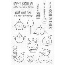 BB Birthday Chicks - My Favorite Things