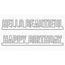 Box Card Greetings Die-namics - My Favorite Things