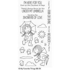 BB Rain or Shine - My Favorite Things