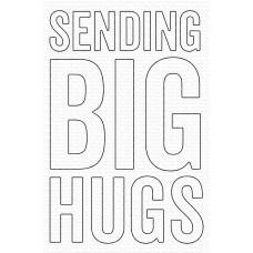 Sending Big Hugs - Die-Namics - My Favorite Things