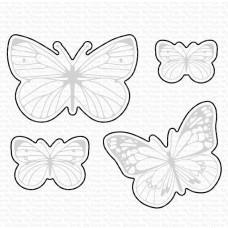 Spread Your Wings Die-namics - My Favorite Things