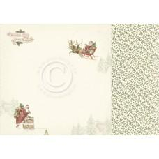Paper - Santa Claus is coming - Let's be Jolly